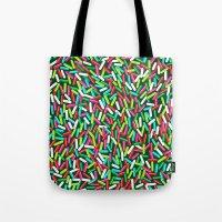 Encrusted With Sprinkles… Tote Bag