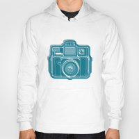 I Still Shoot Film Camera Logo Hoody