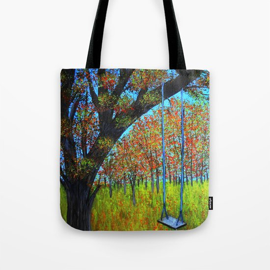 Perfect spot Tote Bag