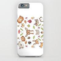 Woodland Kaleidoscope iPhone 6 Slim Case