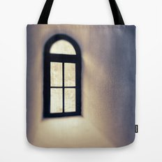Mystic Window Photography Tote Bag