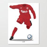 Liverpool 2004/05 - Champions League Winners  Canvas Print