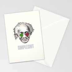 heroes  Stationery Cards
