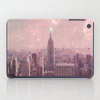 Stardust Covering New York iPad Case