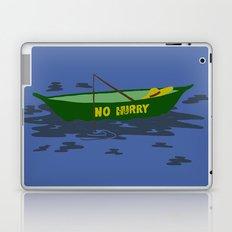 No Hurry Laptop & iPad Skin