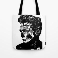 James Dean. Rebel: Zombie. Tote Bag