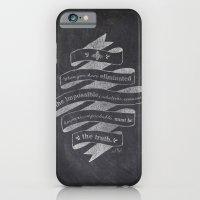 The Truth iPhone 6 Slim Case