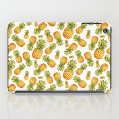 Pineapple Glittering Party iPad Case