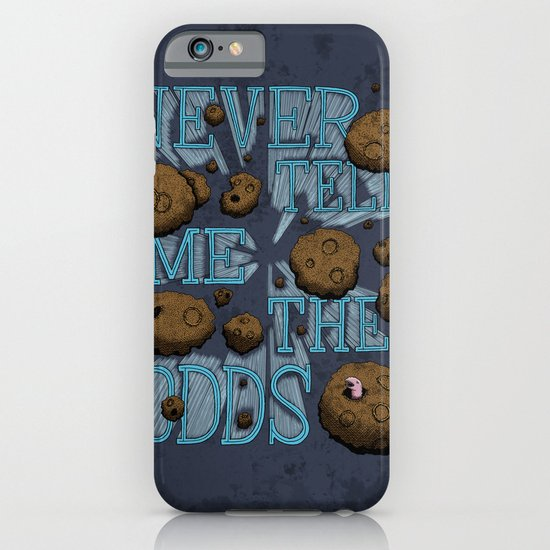 Never Tell Me The Odds iPhone & iPod Case