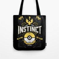 An Instinctual Decision Tote Bag