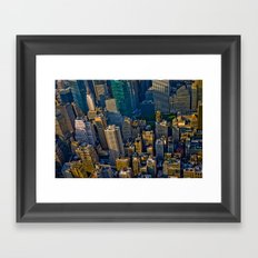 Top of the Empire #10 Framed Art Print