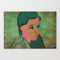 148. Canvas Print