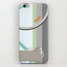 Elephants Can Ride Bicycles Too iPhone & iPod Skin