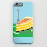 Carrot Cake iPhone 6 Slim Case