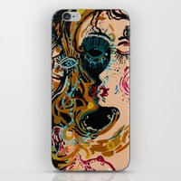 Danae And Shower Of Gold iPhone & iPod Skin