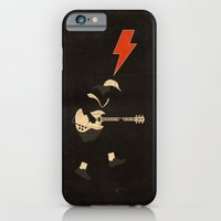 iPhone & iPod Case featuring ACDC - For Those About to Rock! by Diego Maricato