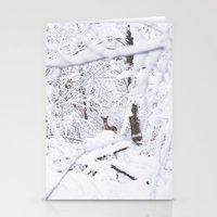 Bonnes Fêtes! Stationery Cards