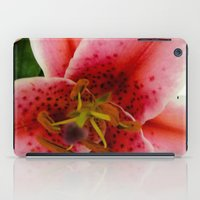A Lily Of The Valley iPad Case