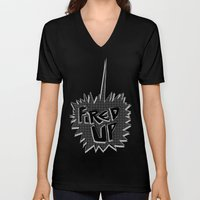 Fired Up Unisex V-Neck