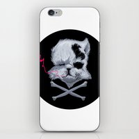 MURDERKITTEN iPhone & iPod Skin