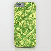 Floral Hops iPhone 6 Slim Case