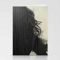 Hair 04 Stationery Cards