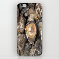 Mushrooooms  iPhone & iPod Skin