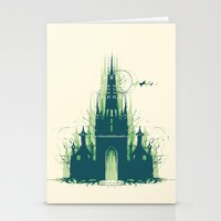 Dizzyney Land Stationery Cards
