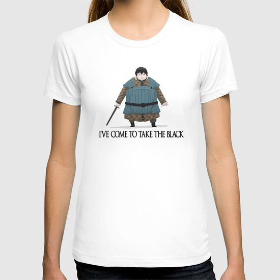 """""""I've come to take the black"""" T-shirt"""