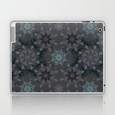 Damask, grey Laptop & iPad Skin