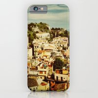 iPhone & iPod Case featuring Taormina by Anna Andretta