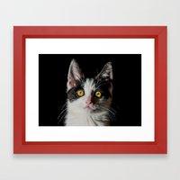 KIT LIT Framed Art Print