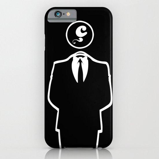 Anonymous / Black / Les Hameçons Cibles iPhone & iPod Case