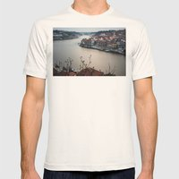 douro Mens Fitted Tee Natural SMALL