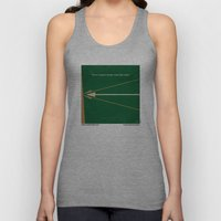 No237 My Robin Hood minimal movie poster Unisex Tank Top