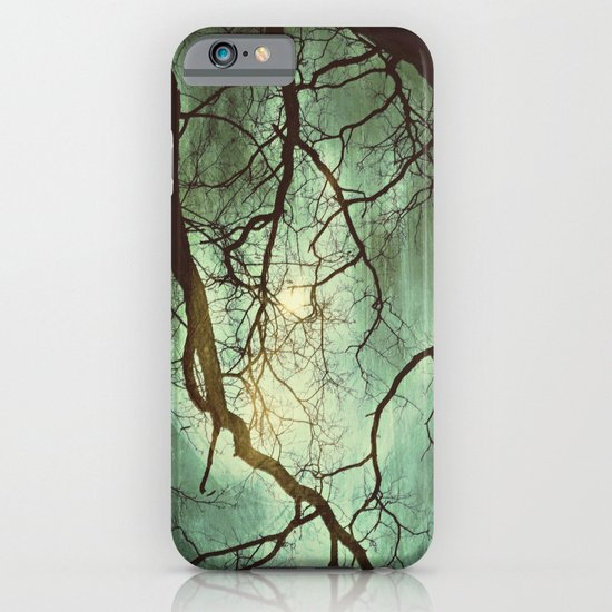 Earth's Moon iPhone & iPod Case