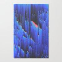 Creeping Melancholia Canvas Print