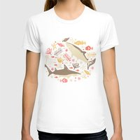 ocean T-shirts featuring Oceanica by Anna Deegan
