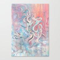 Tempest Canvas Print