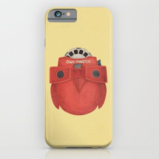 Owl-Master iPhone & iPod Case