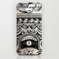 iPhone & iPod Case featuring Illuminati by Mike Friedrich