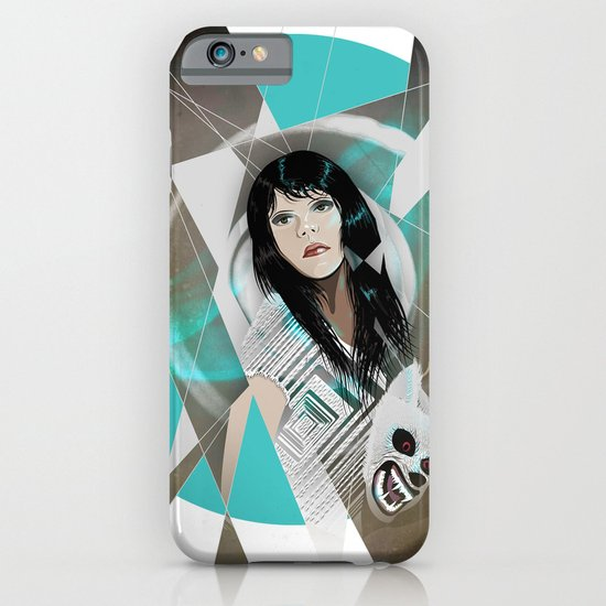 BAT FOR LASHES & The Mask iPhone & iPod Case