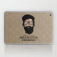Heebster—We take our Hebrew vintage. Laptop & iPad Skin