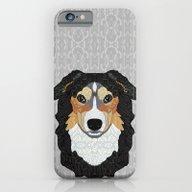 Zeke - Mountain Dog iPhone 6 Slim Case