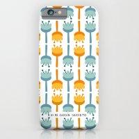 iPhone & iPod Case featuring PATTERN 4 by Mi Jardín Secreto