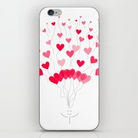 Be Mine :) iPhone & iPod Skin