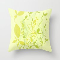 Re-Fresh Throw Pillow