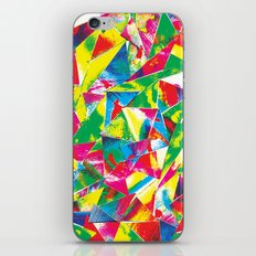 Rave Paint iPhone & iPod Skin
