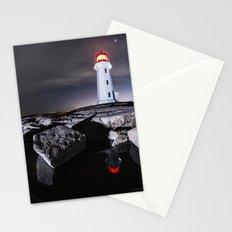 Under a Northern Sky Stationery Cards