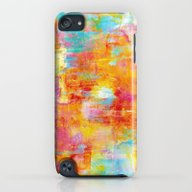 OFF THE GRID Colorful Pa… iPod touch Slim Case